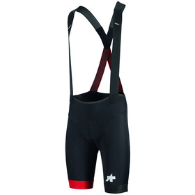 assos Equipe RS S9 Bib Shorts Herr national red